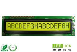 1601字符液晶屏