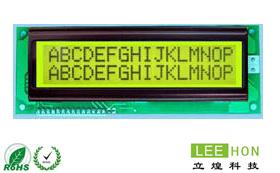 1602字符液晶屏