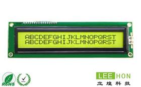 2002字符液晶屏