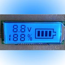 通信器材类段码液晶模块