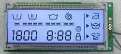家用电器段码液晶模块屏