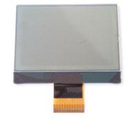 lcd240160K2G图形点阵液晶屏cog生产厂家-LH240160K2G单色液晶屏